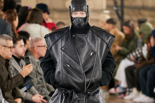 JUUN.J FW20 Delivered All-Leather Everything