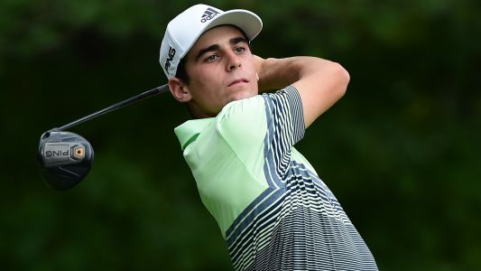 The Greenbrier Classic: Joaquin Niemann shares lead as Kevin Chappell shoots stunning 59