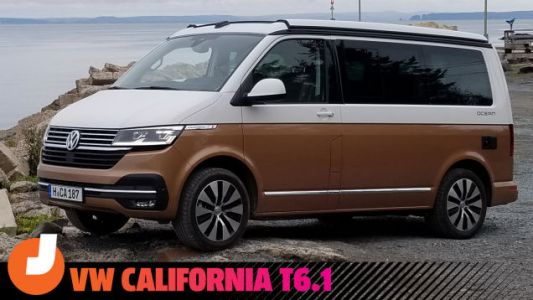 All The New Updated Details And Cool Stuff In The Latest Volkswagen Camper Americans Can't Have