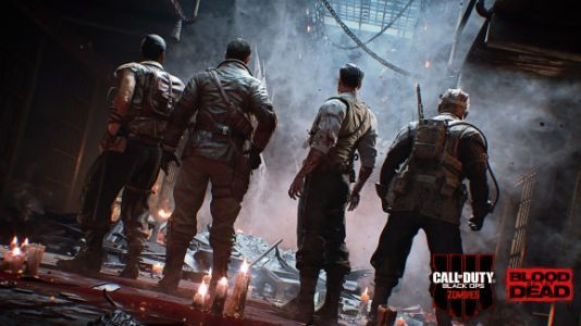 Call of Duty's Blackout battle royale mode gets a beta September 10