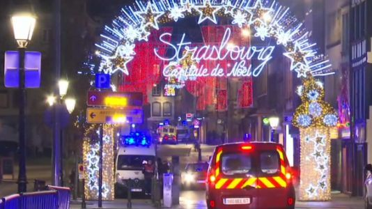 Gunman Attacks French Christmas Market, Killing At Least Two And Wounding Several