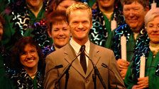 Watch Live: Disney World's 2018 Candlelight Processional With Neil Patrick Harris