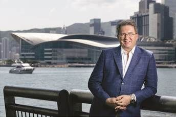 Hong Kong Exhibition & Convention Industry Association welcomes Michael Duck as Incoming President