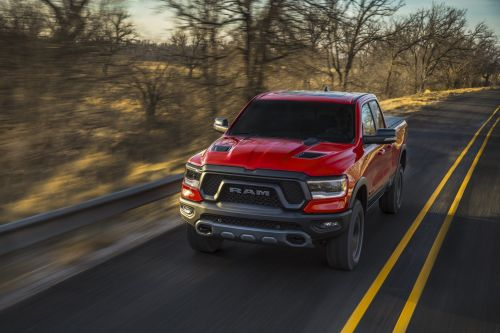 Ram has finally revealed its new 1500 pickup - now the 2018 truck wars can begin
