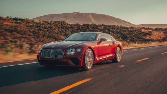 The 'People' Stunned To Discover The Bentley Continental GT Named The 'People's Car of the Year'