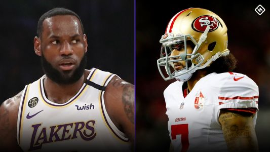 LeBron James references Colin Kaepernick after death of George Floyd: 'Do you understand now?'