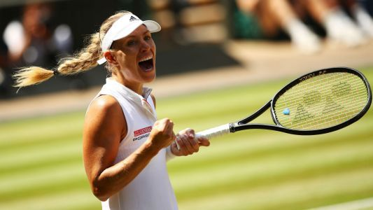 Wimbledon 2018: Angelique Kerber downs Jelena Ostapenko to reach final