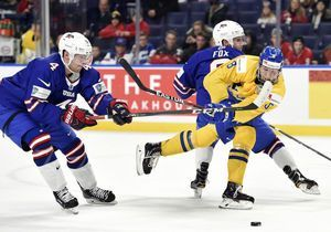 Top 2018 draft prospect Dahlin makes Sweden Olympic roster
