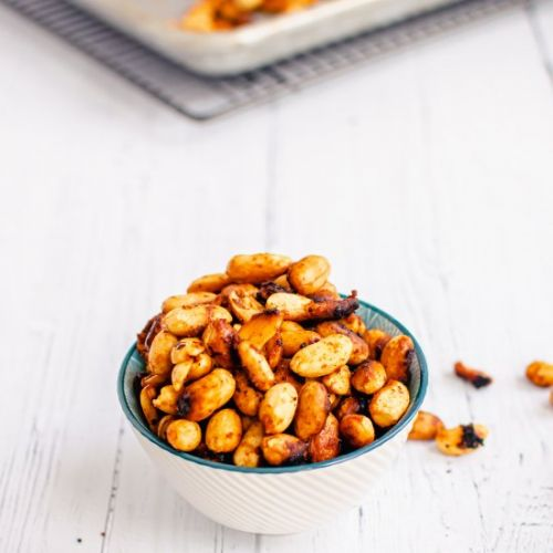 Mexican Chili Lime peanuts