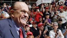 Federal Investigators Looking Into Rudy Giuliani's Consulting Business: Report
