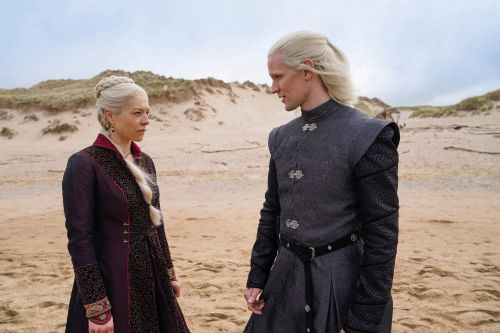 HBO releases first photos of 'Game of Thrones' spinoff 'House of the Dragon'