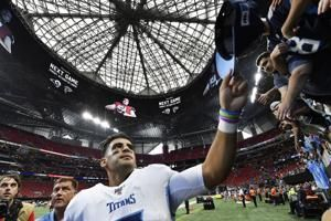 Titans ready for homestand after road-heavy start to season