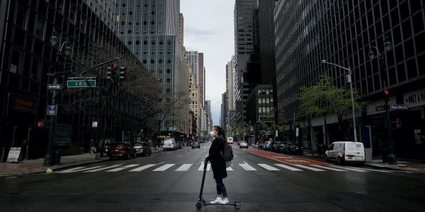 US suffers world's biggest jump in economic misery as COVID cases surge