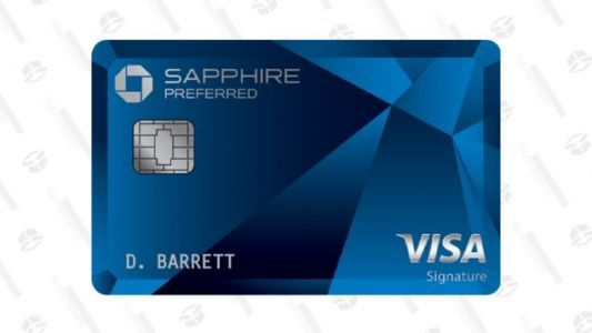 The Chase Sapphire Preferred Just Got a Bigger Welcome Offer, With a Catch