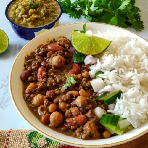 Indian Bean Curry