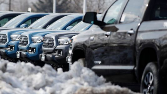 March U.S. Auto Sales Numbers Aren't Looking Good As Consumer Confidence Slumps Further