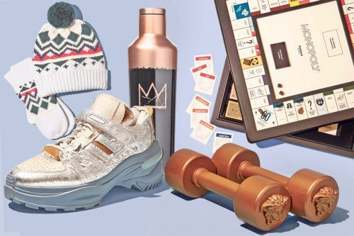 From gold dumbbells to designer skates - the best fitness gifts of 2019