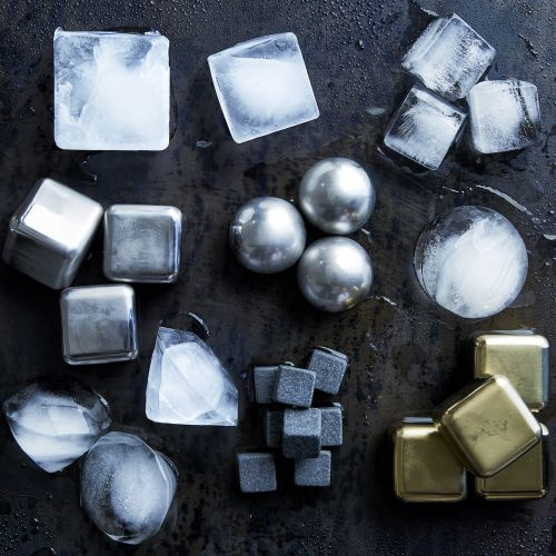 How to Make the Best Cocktail Ice Ever