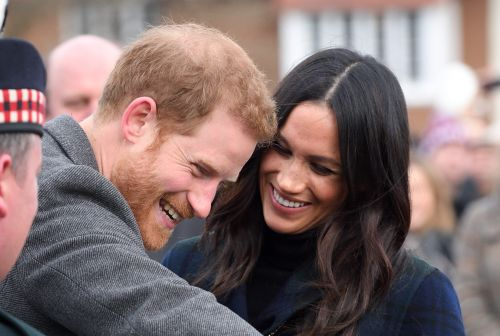Prince Harry Joked That 'He'd Love To Take A Nude Pregnancy Photo' Of Meghan Markle