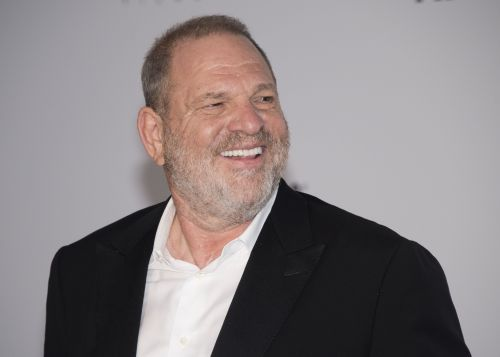 Directors guild files disciplinary charges against Harvey Weinstein