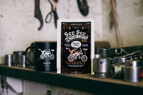 Grotesk & See See Motor Coffee Co.'s Latest Collaboration Will Benefit Food Banks