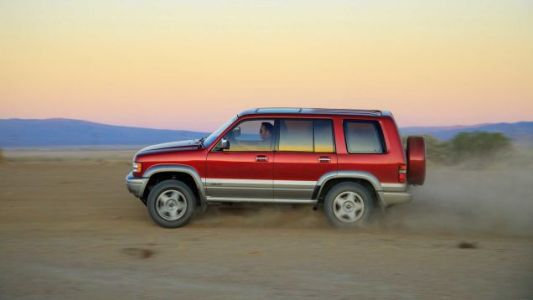 Resto-mod All The Isuzu Trooper Variants
