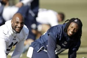 Aqib Talib is cornerstone of Rams' efforts to rein in Saints
