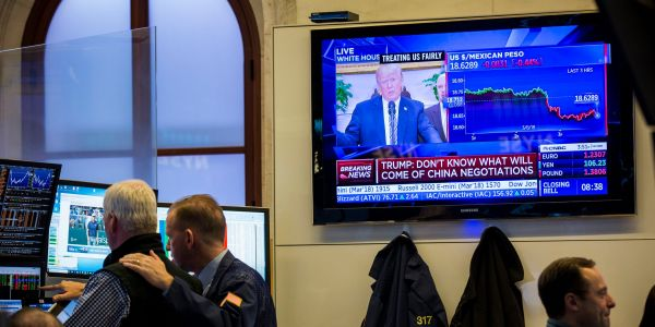 We asked 3 money managers how Trump's impeachment hearings might impact the stock market. Here's what they said
