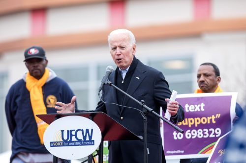 Biden: Time to 'take back' the country