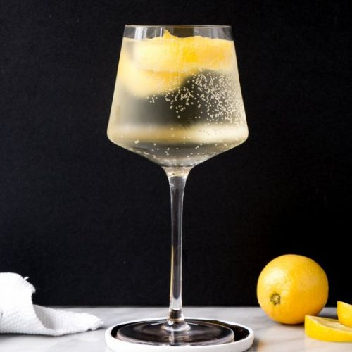 Easy White Wine Spritzer