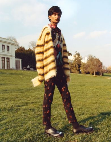 Rishi, Sharif + More Step Into Fall with Matches Fashion