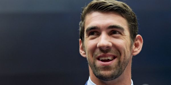Another year into retirement, Michael Phelps explains why he's 'glad' he's not swimming and how he channels his competitiveness
