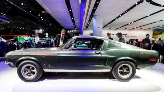 We Got Up Close And Personal With The Original Bullitt Mustang