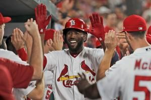 Fowler's homer caps comeback, Cardinals beat Rockies 6-5