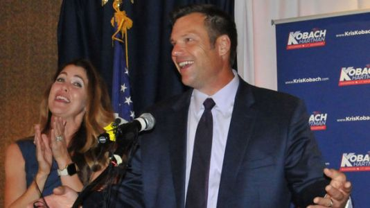 Trump Ally Kris Kobach Wins Primary For Kansas Governor, As GOP Incumbent Concedes