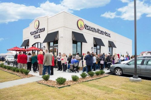 Chicken Salad Chick Gears Up for Franchise Development in Texas with 8-Unit Signed Agreement for San Antonio