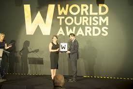 H.E. Paul Kagame was honored at the World Tourism Awards 2017