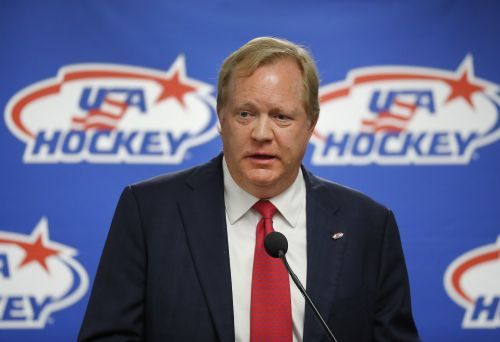 Jim Johannson, USA Hockey's general manager, dies at 53