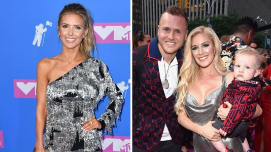 'The Hills' Cast Reunites at the MTV Video Music Awards!