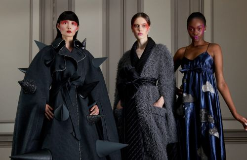 Viktor & Rolf's Latest Couture Collection Is a Reflection of a Truly Unprecedented Time