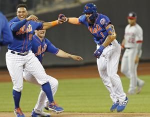 Alonso hits 16th homer, Mets rally past Nationals 6-5