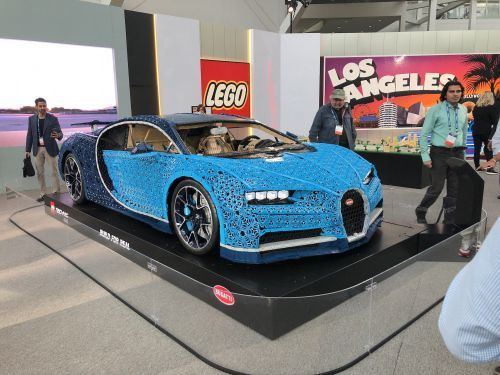 Here are the cool cars, trucks, SUVs, concepts and other stuff I saw at the 2019 LA auto show