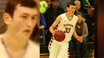 Memory Of Jacob Quam Fuels Henning Hornets As They Head To State Basketball Tournament