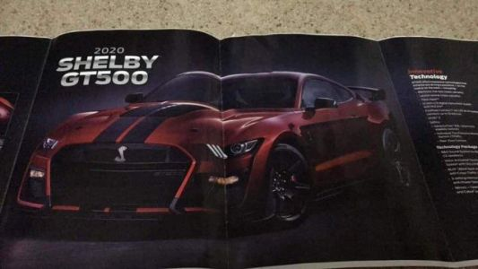 2020 Ford Mustang Shelby GT500: This Might Be It For Real