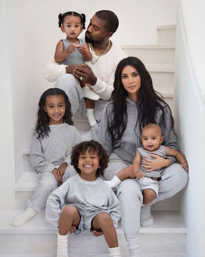 Kim Kardashian's Kids' Playroom Features a Everything Fit for a Band, a Grocery Store and More
