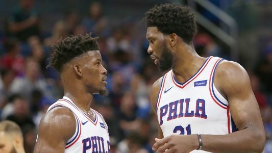 76ers' Jimmy Butler on fight vs. Nets: 'I'm just there to protect' Joel Embiid