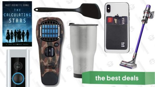 Saturday's Best Deals: Ring Gear, Electric Insect Repellent, Nordstrom Anniversary Sale, And More