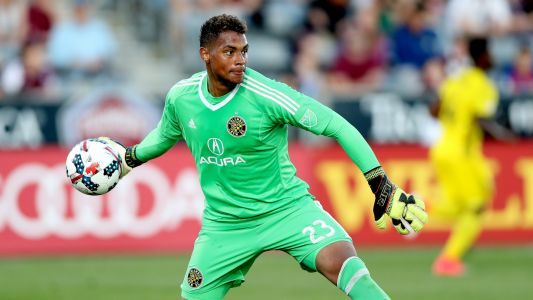 Manchester City signs American goalkeeper Zack Steffen for record $8.77 million fee