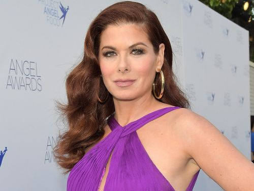 Debra Messing credits a 'big overhaul' in her diet to keeping healthy: 'I'm not a gym rat'