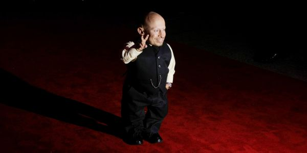 Verne Troyer, Mini-Me from 'Austin Powers' films, has died at age 49